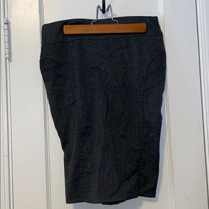 Gorgeous Grey Pencil Skirt
